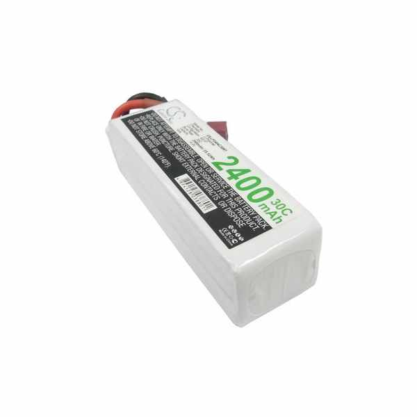 Replacement Battery Batteries For RC 4Cells CS LP2404C30RT