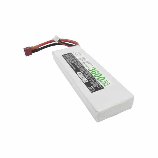 Replacement Battery Batteries For RC 2Cells CS LP3602C35RT
