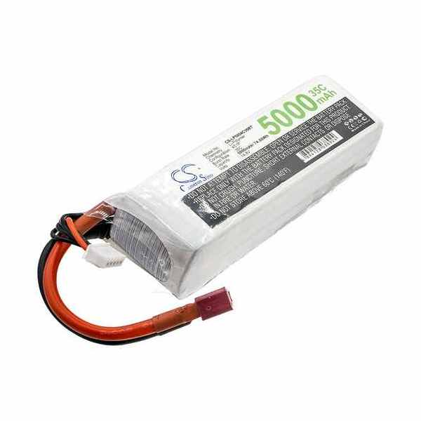 Replacement Battery Batteries For RC 4Cells CS LP5004C35RT
