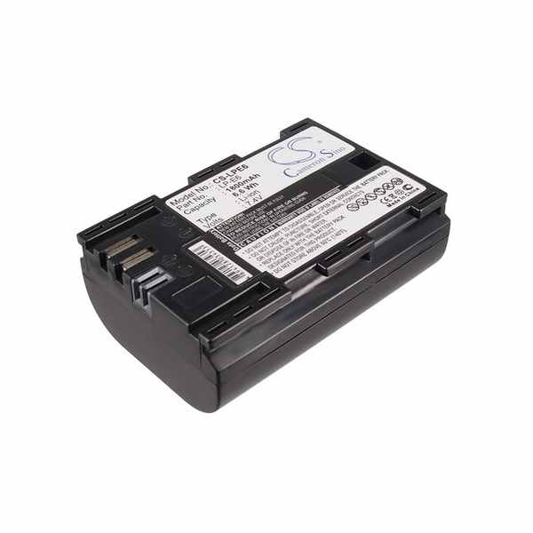 Replacement Battery Batteries For CANON 5D Mark III CS LPE6