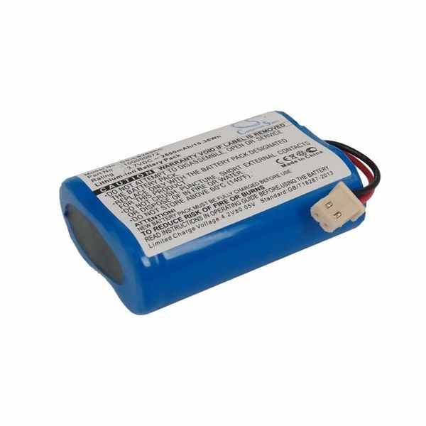 Replacement Battery Batteries For LIFESHIELD 100000672 CS LS280RC
