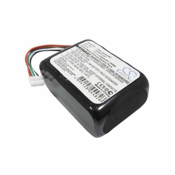 Replacement Battery Batteries For LOGITECH 533 000050 CS LSR533RC