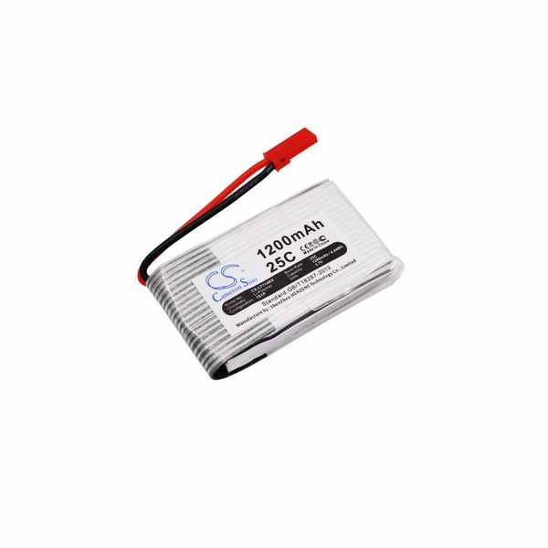 Replacement Battery For HQ 898B