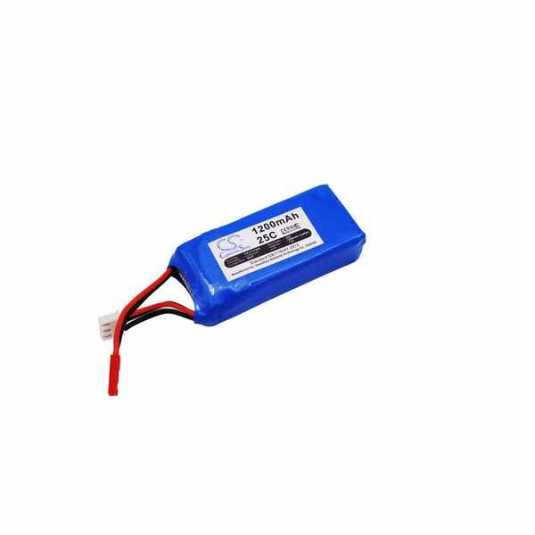 Replacement Battery Batteries For WLTOYS A949 CS LT115RX