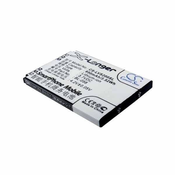 Replacement Battery Batteries For LENOVO A307 CS LVS200SL