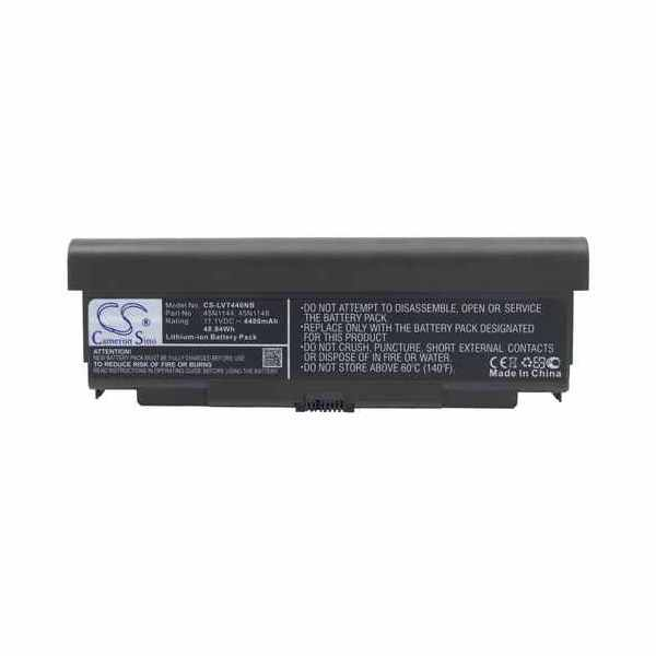 Replacement Battery Batteries For LENOVO ThinkPad W540 CS LVT440NB