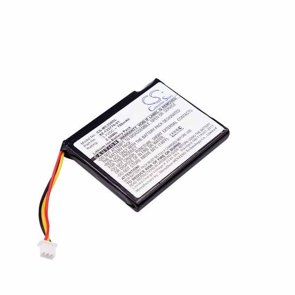 Replacement Battery Batteries For MOTOROLA 82 133770 01 CS MC330SL
