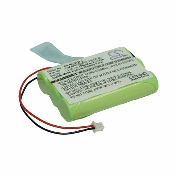 Replacement Battery Batteries For EADS MC900 CS MC902CL