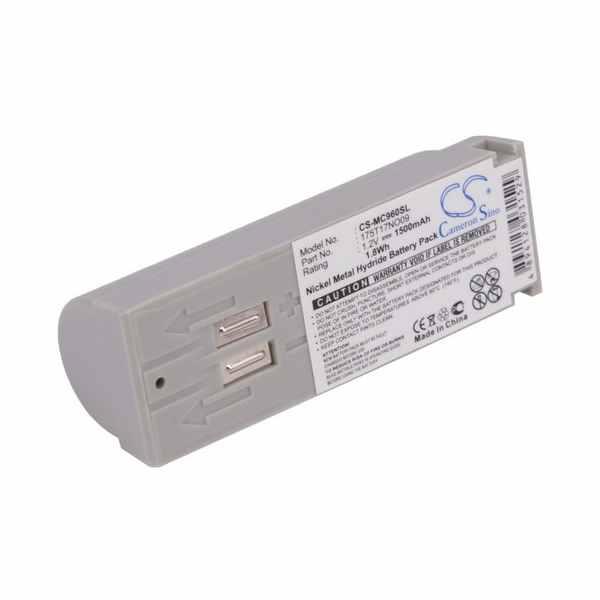 Replacement Battery Batteries For 3M 175T17NO09 CS MC960SL