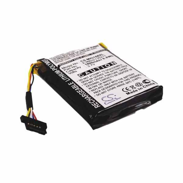 Replacement Battery Batteries For MEDION E3MIO2135211 CS MIO168XL