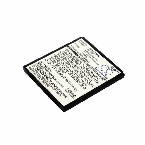 Replacement Battery Batteries For MICROSOFT BTR1003 CS MKS10SL