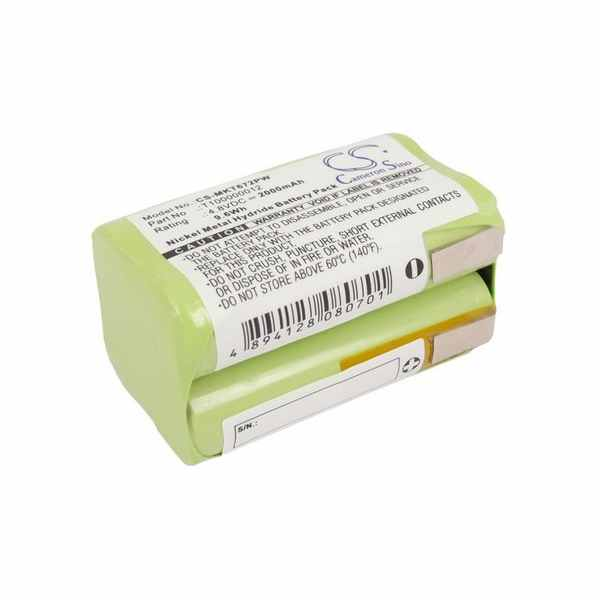 Replacement Battery Batteries For MAKITA 6722D CS MKT672PW