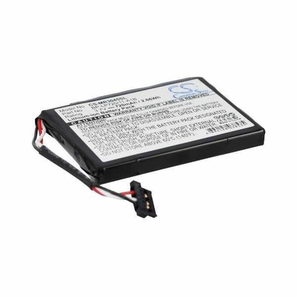 Replacement Battery Batteries For BECKER Traffic Assist Z099 CS MR3045SL