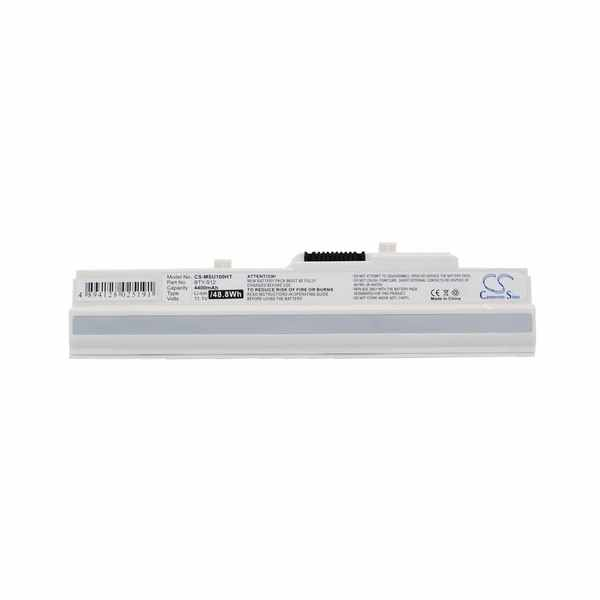 Replacement Battery Batteries For CMS 14L MS6837D1 CS MSU100HT