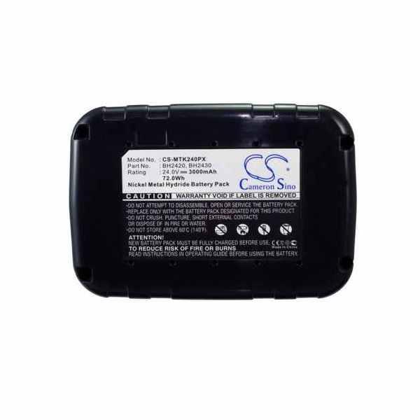 Replacement Battery Batteries For MAKITA DK2403HF CS MTK240PX