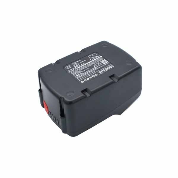 Replacement Battery Batteries For METABO 6.25453 CS MTP360PW