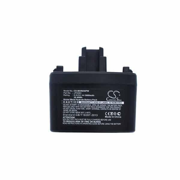 Replacement Battery Batteries For MAX REBAR JP509H CS MXR650PW