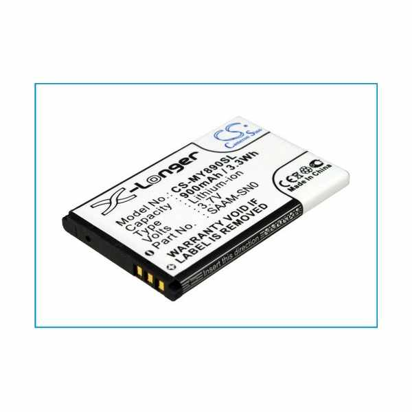 Replacement Battery For Humantechnik Sydney
