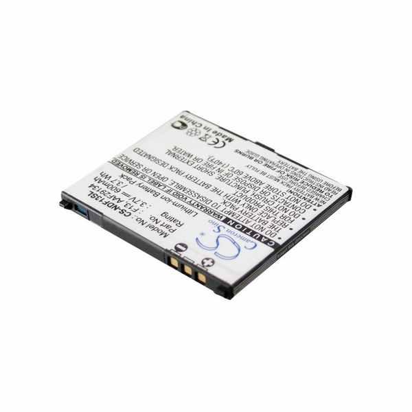 Replacement Battery Batteries For NTT DOCOMO AAF29134 CS NDF13SL