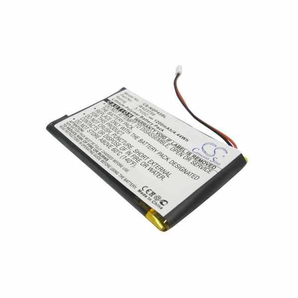 Replacement Battery Batteries For NAVGEAR StreetMateGP 43 CS NGP43SL