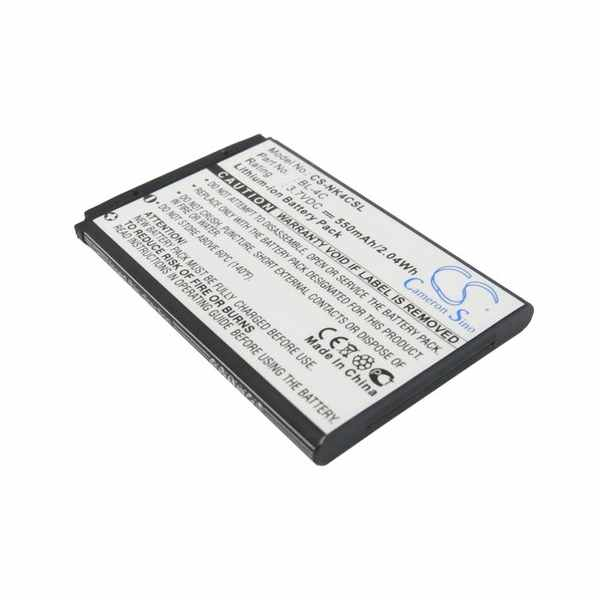 Replacement Battery Batteries For SVP 600 CS NK4CSL