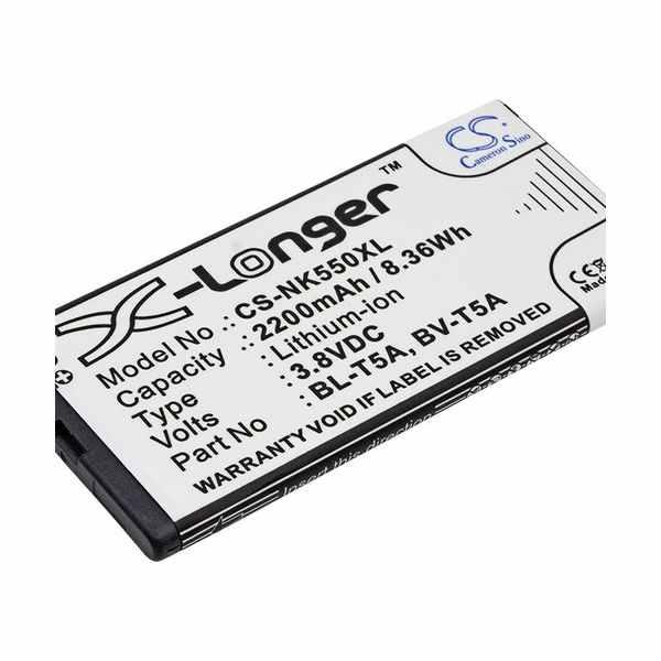 Replacement Battery Batteries For MICROSOFT BL T5A CS NK550XL
