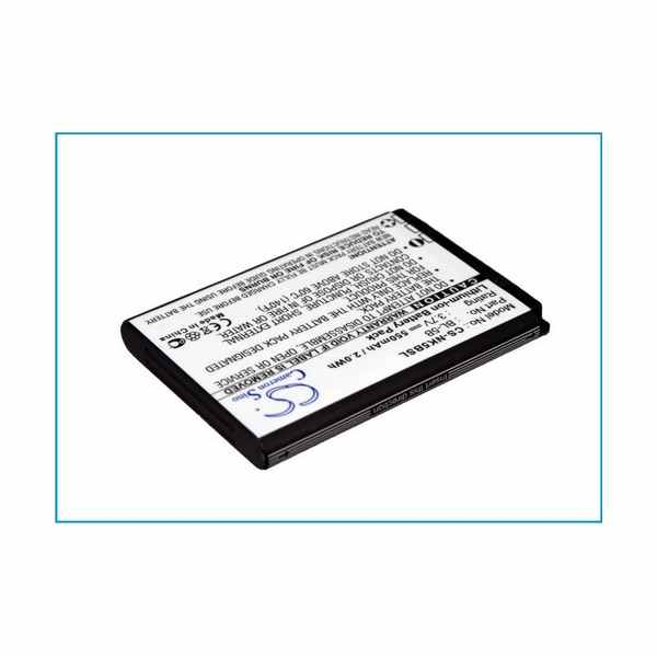 Replacement Battery Batteries For BLU BarQ CS NK5BSL