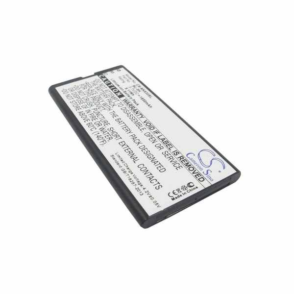 Replacement Battery Batteries For MICROSOFT BL 5H CS NK630SL