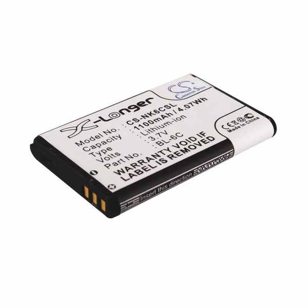Replacement Battery Batteries For DIGIPO HDDV MF506 CS NK6CSL