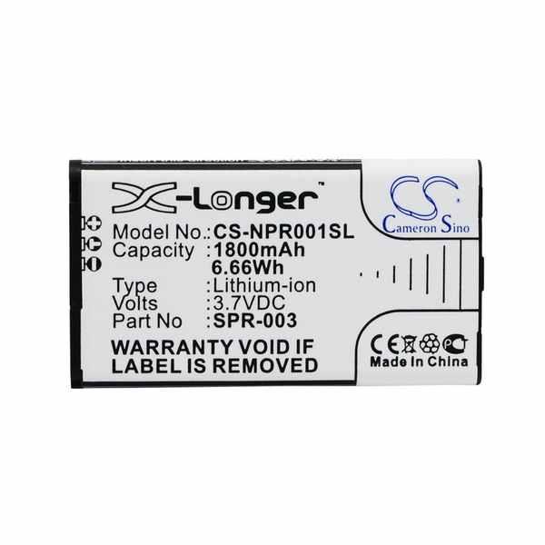 Replacement Battery Batteries For NINTENDO 3DSXL2015 CS NPR001SL
