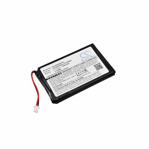 Replacement Battery For INSGINIA ICP463450A 1S1PMXZ NS-HD01A