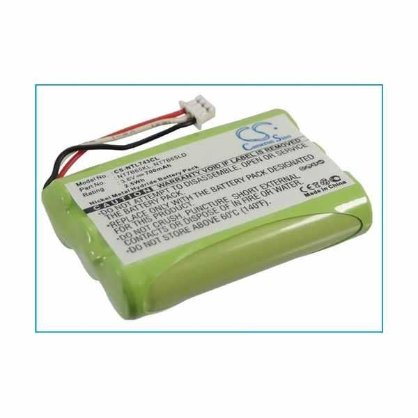 Replacement Battery Batteries For AVAYA 20DT CS NTL743CL