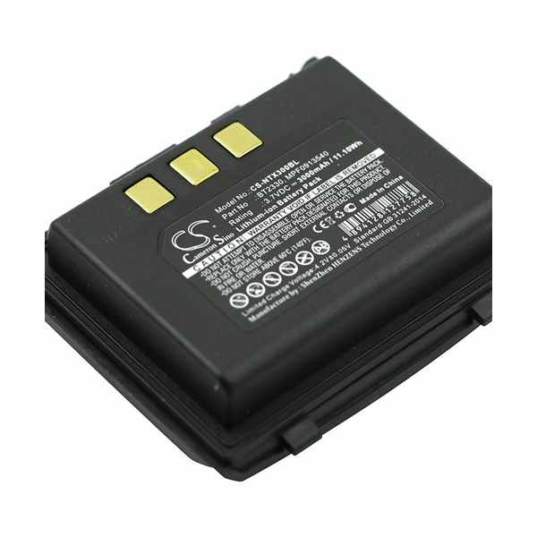 Replacement Battery Batteries For HANDHELD BT2330 CS NTX300BL