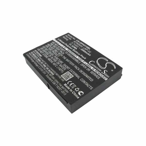Replacement Battery Batteries For OPTICON 02 BATLION 21 CS OPH210BL