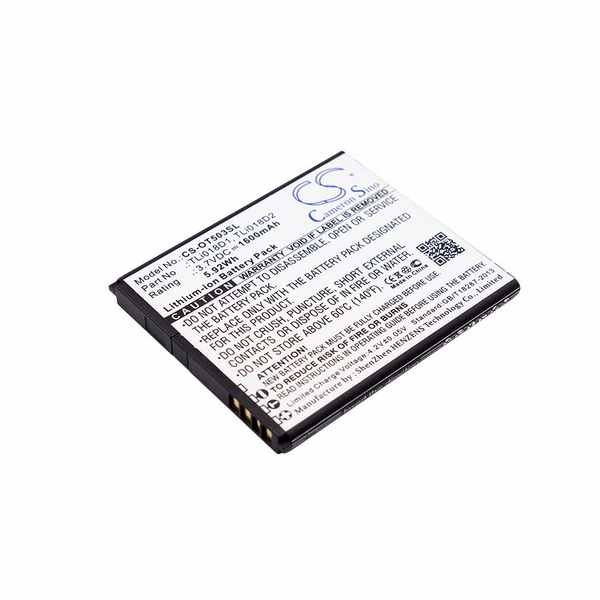 Replacement Battery Batteries For ALCATEL One Touch Pop D5 CS OT503SL