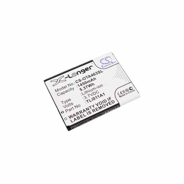 Replacement Battery Batteries For TRACFONE A463 CS OTA463SL