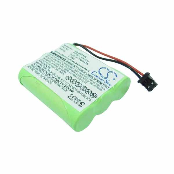 Replacement Battery Batteries For NORTHWESTERN BELL 2.55320013201132E+21 CS P501HL