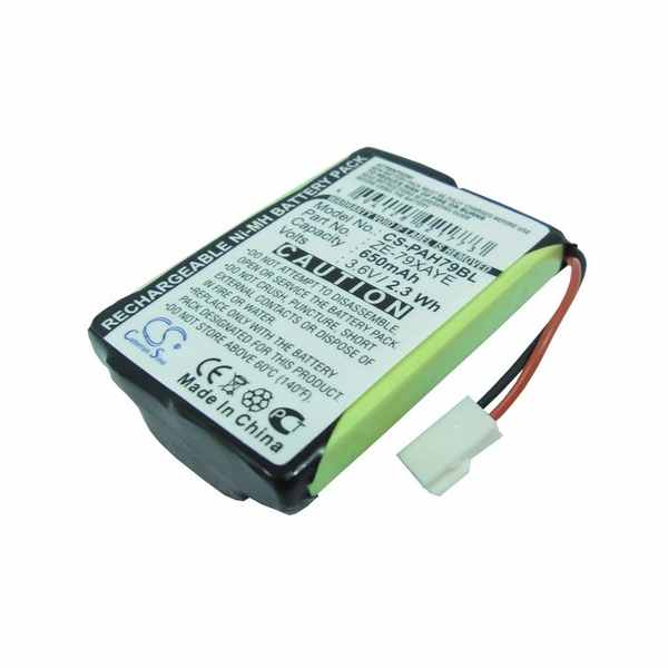 Replacement Battery Batteries For PANASONIC Handheld ZE 79 CS PAH79BL