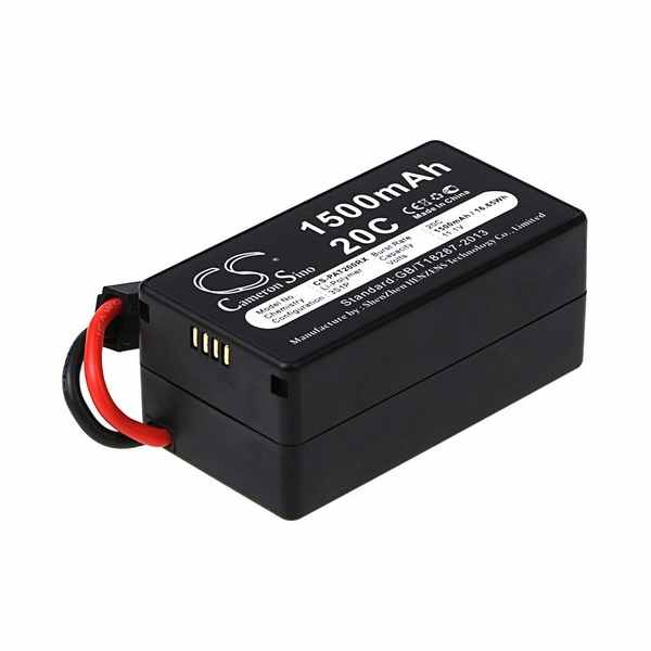 Replacement Battery Batteries For PARROT AR. Drone 1.0 CS PAT200RX