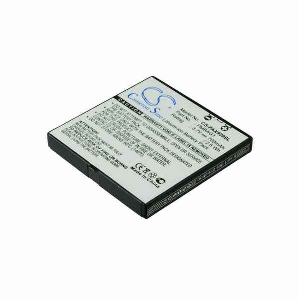 Replacement Battery Batteries For PANASONIC 705P CS PAX920SL