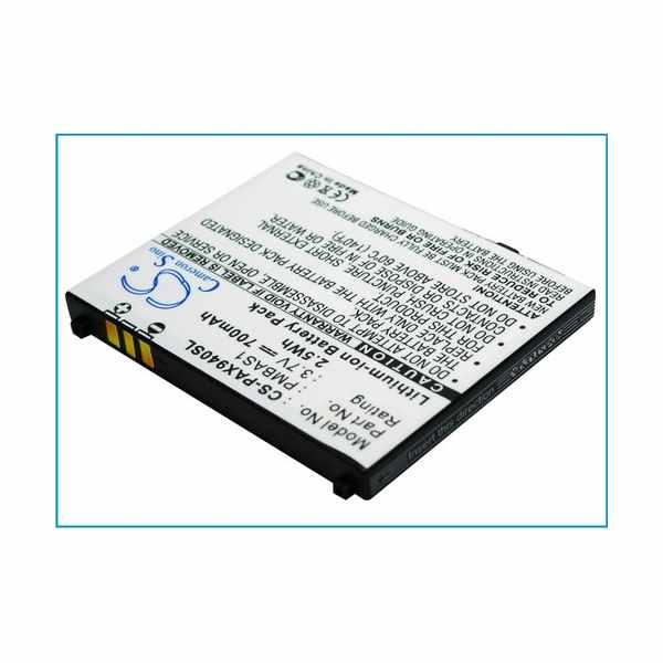Replacement Battery Batteries For PANASONIC 001P CS PAX940SL