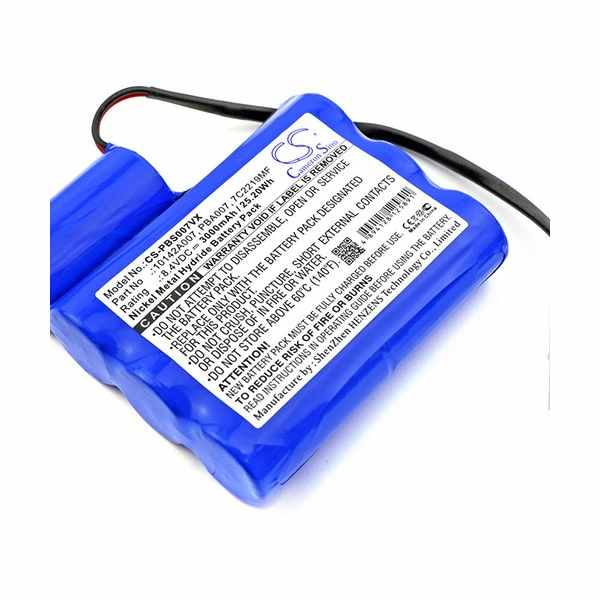 Replacement Battery Batteries For MTC 3937 MEGATECH CS PBS007VX