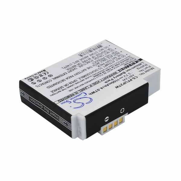 Replacement Battery For Cisco ABT2W Flip Ultra HD Video UltraHD 8GB