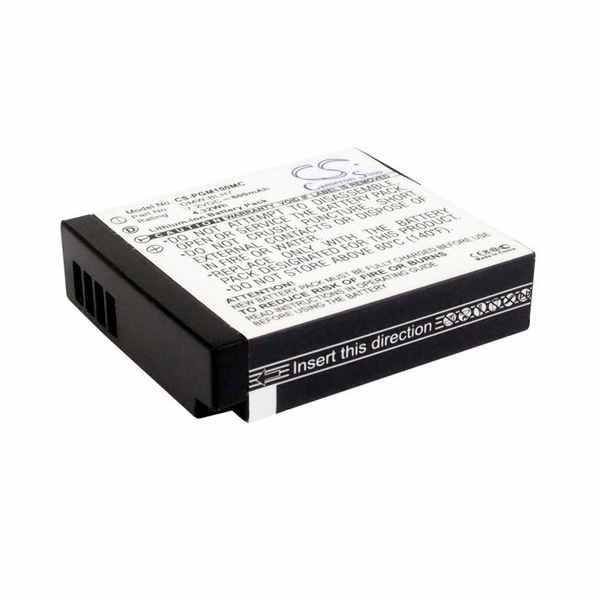Replacement Battery Batteries For PANASONIC Lumix DMC GM5K CS PGM100MC