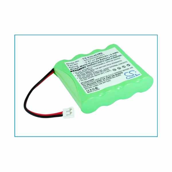 Replacement Battery Batteries For CHICCO 4 VH790670 CS PHC463MB