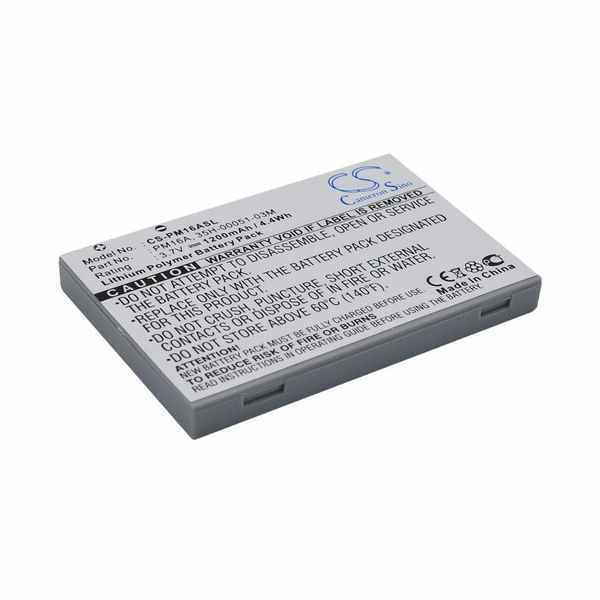 Replacement Battery For T-COM 35H00051-00 35H-00051-03M PM16A TC600