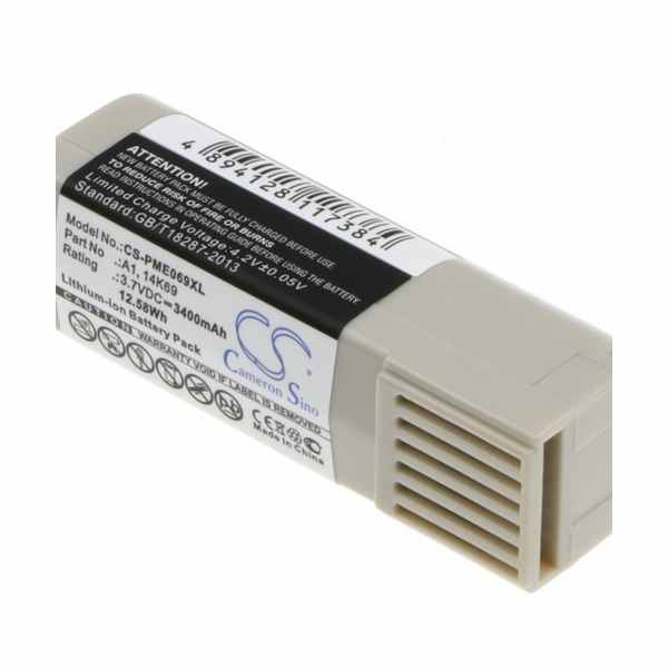 Replacement Battery For Pure 14K69 A1 ONE Mi Radio Union Jack
