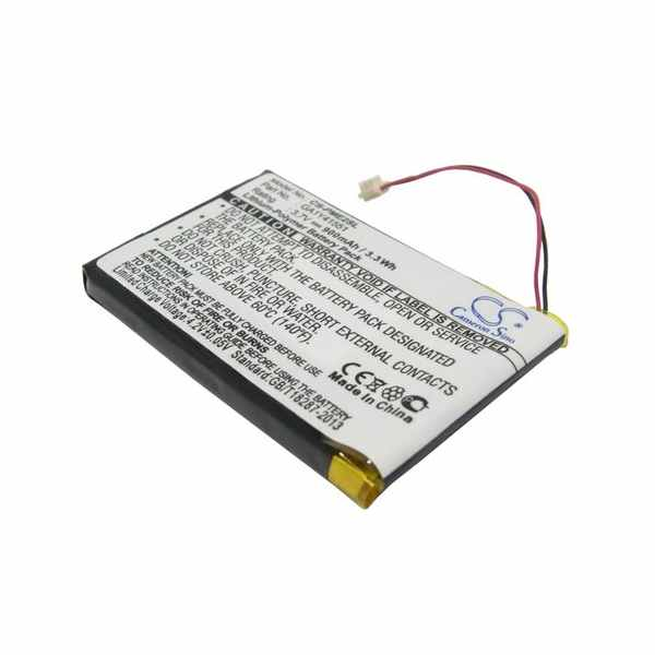 Replacement Battery Batteries For PALM GA1Y41551 CS PME2SL