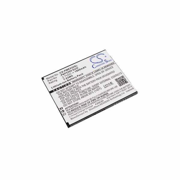 Replacement Battery Batteries For PRESTIGIO Multiphone 5300 Duo CS PME530SL