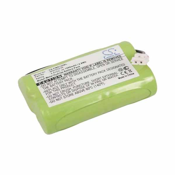 Replacement Battery Batteries For TOPCARD MGH00236 CS PMR100BL